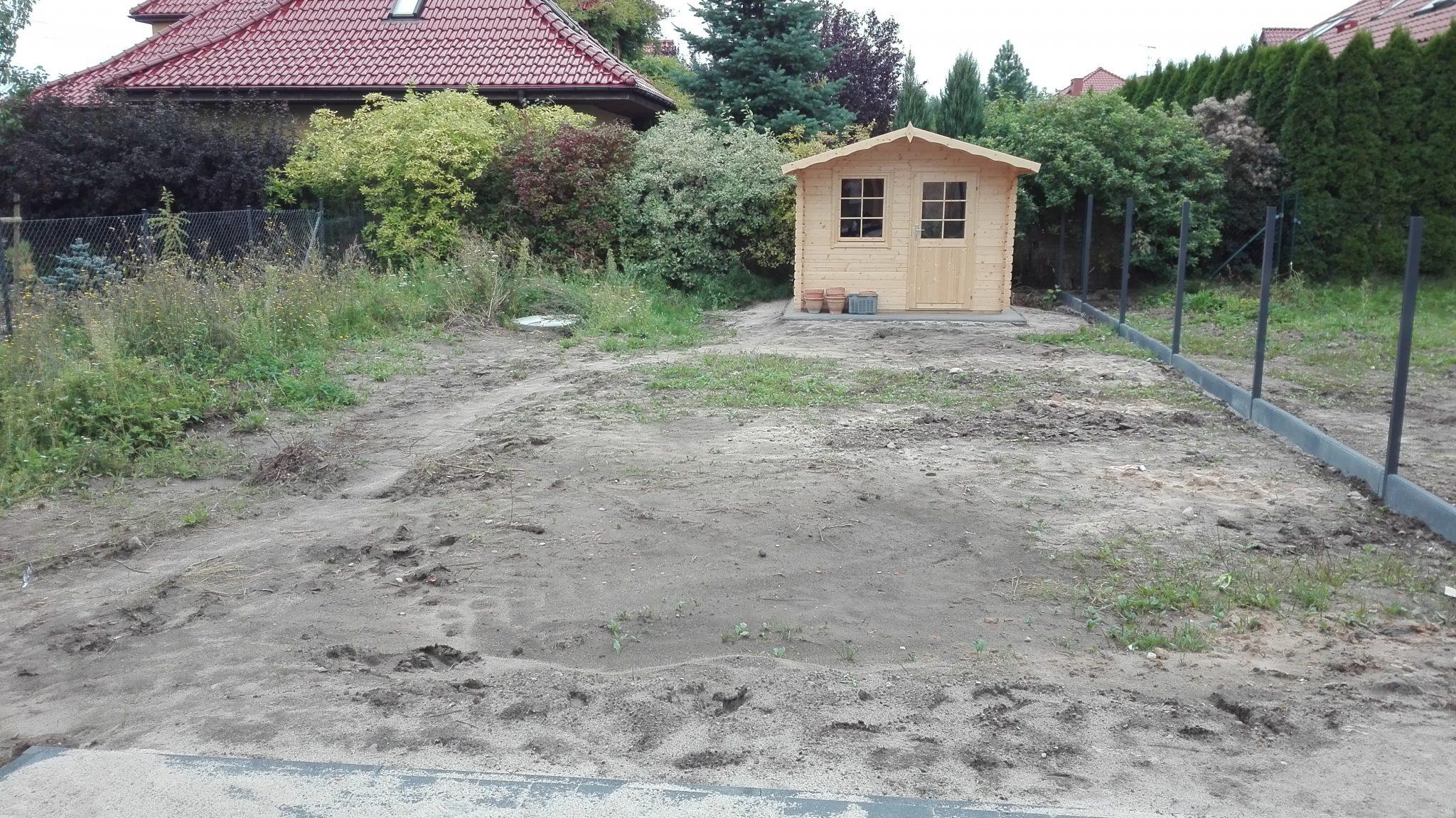 Dobry Ogród Sosnowa romanza